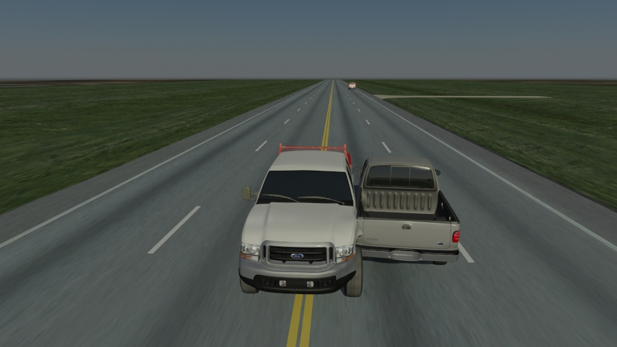 Car Accident Animation - Traffic Accident Reconstruction Houston